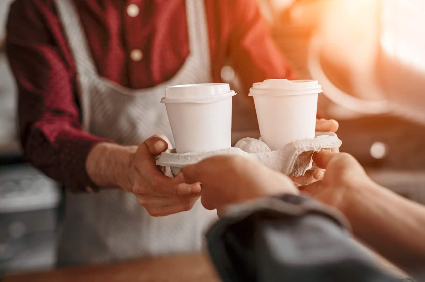 Koffie op high traffic locaties