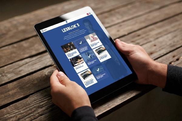 Online leren via Koninklijke Horeca Nederland